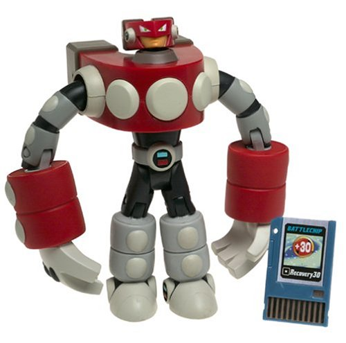 Buy Low Price Mattel Mega Man NT Warrior Magnet Man Figure (B0002D0FLO)