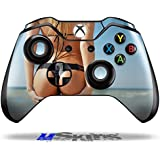 Kayla DeLancey Black Bikini 7 - Decal Style Skin Fits Microsoft XBOX One Wireless Controller (CONTROLLER SOLD...