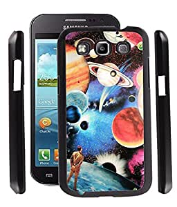 Droit Printed Back Covers for Samsung Galaxy Quatrro + Portable & Bendable Silicone, Super Bright LED Lamp, 360 Degree Flexible for Laptops, Smart Phones by Droit Store.
