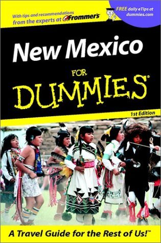 New Mexico For Dummies (Dummies Travel)