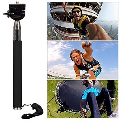 MCOCEAN GoPro Accessories Kit for GoPro Hero 4 Gopro Hero 3+ go pro Hero 3 go pro accessories bundle set
