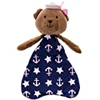 Nautical Bear Blankie