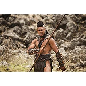The Dead Lands, La terre des guerriers [Blu-ray]