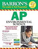 img - for Barron's AP Environmental Science with CD-ROM, 6th Edition by Thorpe M.S. Gary S. (2015-01-01) Paperback book / textbook / text book