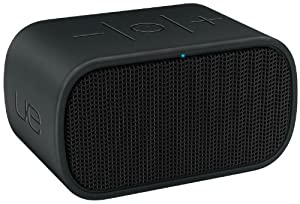 UE MINI BOOM Bluetooth Wireless Speaker- Black