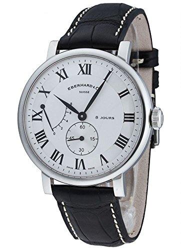 Eberhard & Co, 8 jours chronographen buntschiefer cintura * 8 DÍAS de reserva de marcha * 21027.2 CP