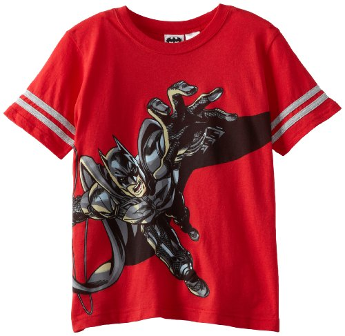 Warner Bros Boys 8-20 Batman Reaching Out Tee at Gotham City Store