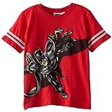 Batman DC Comics Reach Out Superhero Youth T-Shirt Tee
