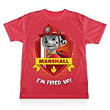 PAW Patrol: Marshall Fired Up Tee - Toddler