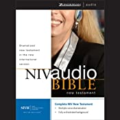 NIV Audio Bible: New Testament (Dramatized) | [Zondervan]