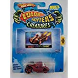 Hot Wheels Color Shifters Creatures 1:64 Car: Evil Eye