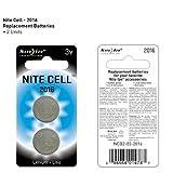 NITE-IZE 交換用リチウム電池 2P CR2016 NCB2-03-2016