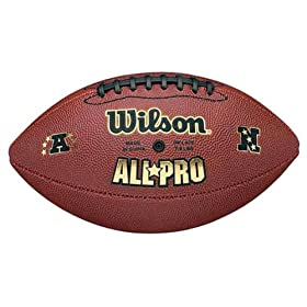 <b>Wilson All Pro Composite NFL Pee Wee Football</b>