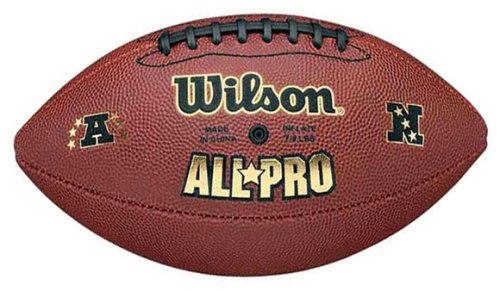 Wilson All Pro Composite NFL Pee Wee Football (Pee Wee Football Equipment compare prices)
