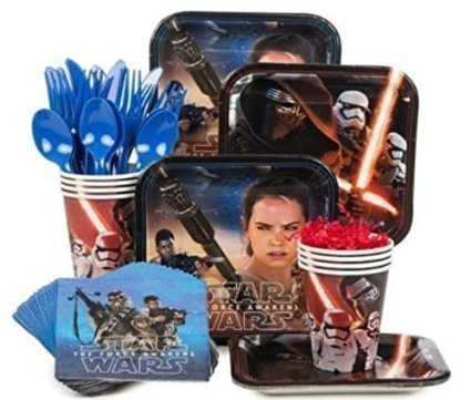 Star Wars Party Kit For 16 Guests
