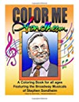 Color Me Sondheim: A coloring book fo...