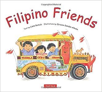 Filipino Friends written by Liana Romulo