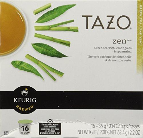 Starbucks Tazo Tea * Zen * Green Tea