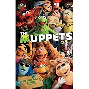 (11x17) The Muppets Movie Poster