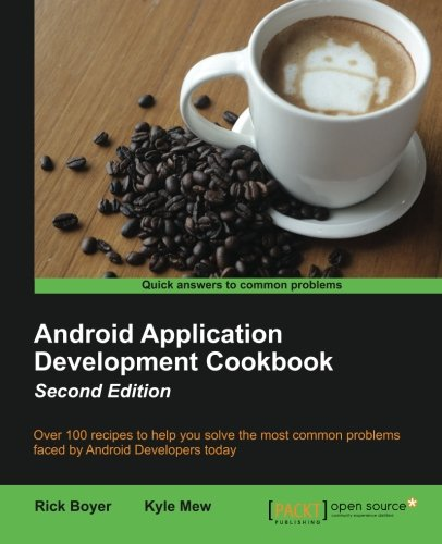 Download Android Application Development Cookbook - Second Edition