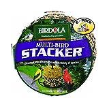 Birdola Wild Bird Multi-Bird Blend Stacker Cake 6 Pack