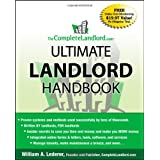The CompleteLandlord.com Ultimate Landlord Handbookby William A. Lederer