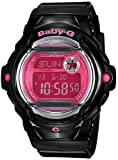 Casio Baby-G Ladies Watch BG169R-1B Wrist Watch (Wristwatch)