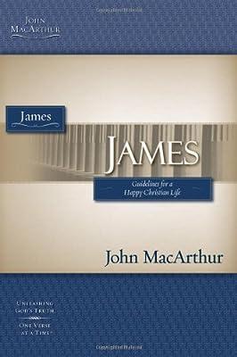 James (MacArthur Bible Studies)