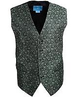 EGC1B04-06 Inspire Style Patterned Waistcoat Microfiber Designer Vests By Epoint