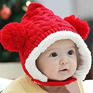 Amazon.com: 6 Months-3 Years Cute Balls Twist Style Baby Autumn Winter