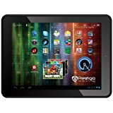 "Prestigio MultiPad 5080 PRO 20,3 cm (8 Zoll) Tablet-PC (ARM Cortex-A8, 1GHz, 1GB RAM, 8GB HDD, Android 4.0) schwarzvon ""Prestigio"""