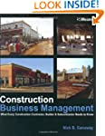 Construction Business Management: Wha...