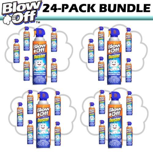 Max Professional Blow Off 8 Oz 24 Pack Kit