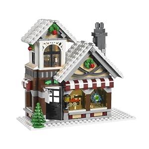 クリスマスのレゴセット