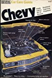 Chevy Car Care Guide Louis C. Forier