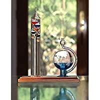 AcuRite Galileo Thermometer with Barometer