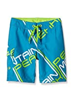 Peak Mountain Short de Baño Ecoumea (Azul)