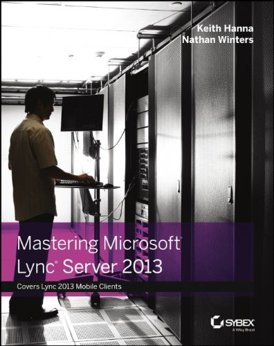 Mastering Microsoft Lync Server 2013 portable digital version ebook free download