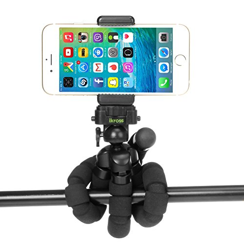 ikross-universal-compact-flexible-tripod-stand-holder-with-adapters-for-smartphone-digital-camera-go