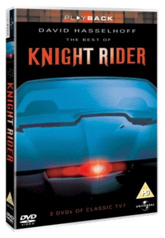 The Best Of Knight Rider [DVD]