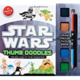 Klutz Star Wars Thumb Doodles Book Kit