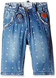 Little Kangaroos Baby Boys' Jeans (11113_Light Blue_1 year)