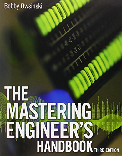 The Mastering Engineer's Handbook (Handbook For Sound Engineers compare prices)