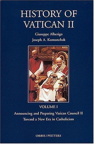 History of Vatican II: 1959-1965 II