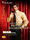 Bossman Billionaire (Man of the Month Book 1957)