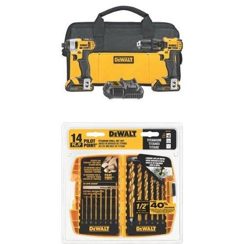 DEWALT-DCK280C2-20-Volt-Max-Li-Ion-15-Ah-Compact-Drill-and-Impact-Driver-Combo-Kit