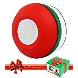 Soundplus Bluetooth Shower Speaker, Red
