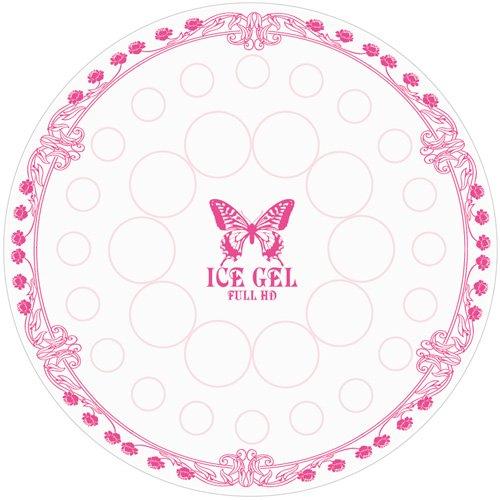 アイスジェル ミキシングパレットMP001 pink