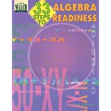 "33 Steps to Algebra Readiness (Paperback) newly tagged ""math"""