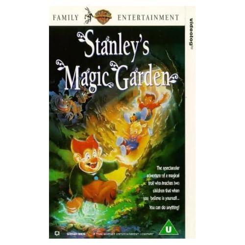 Stanley's Magic Garden [VHS]: Bluths Don